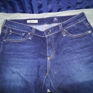 AG Adriano Goldschmied Jeans. Jessie Boot Cut. 27.